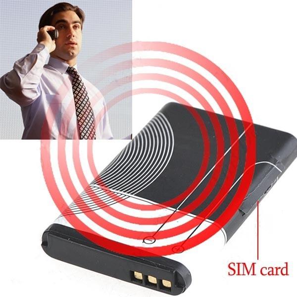"""GSM жучок """"Аккумулятор"""" с"""